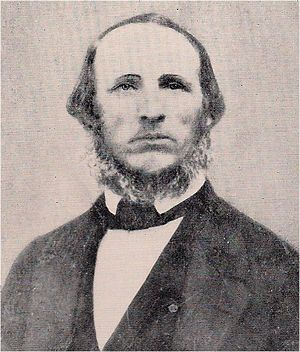 Alexander Bonner Latta - Alexander Bonner Latta, circa 1865