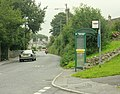 A362 looking up Frome Road - geograph.org.uk - 1455843.jpg
