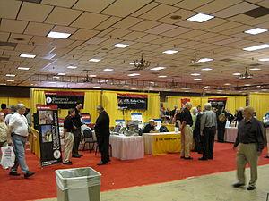 Dayton Hamvention - ARRL booth at Hamvention 2010