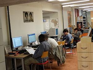 Afrika-Studiecentrum Leiden - Library