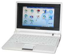 ASUS EEE PC 1101HA SEASHELL NETBOOK LAN 64BIT