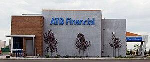 ATB Financial - ATB Branch, Edmonton.