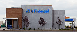 ATB Financial - ATB Branch, Edmonton.