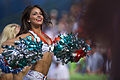 A Miami Dolphins cheerleader performs at Aloha Stadium during the 2012 National Football League Pro Bowl in Honolulu Jan 120129-F-MQ656-267.jpg