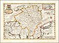 A New Map of Great Tartary and China, with the adjoyning Parts of Asia, Taken from Mr. De Fer's Map of Asia. Dedicated to His Highness William Duke of Glocester.jpg