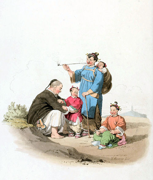 A PEASANT, With his Wife and Family.jpg