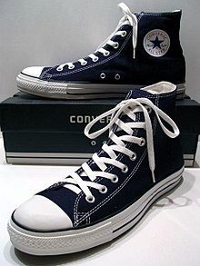 fedb4b0ab51 Une paire de Chuck Taylor All Star.