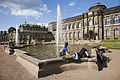 A couple relaxing in the Zwinger Palace. Dresden - 1465.jpg