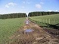 A farm track - geograph.org.uk - 361736.jpg