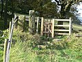 A new gate - geograph.org.uk - 1518933.jpg