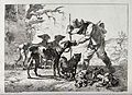A shepherd tending his dogs. Etching by W. A. Delamotte afte Wellcome V0022923.jpg