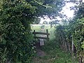 A stile between fields - geograph.org.uk - 21637.jpg