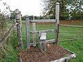 A stile on the grounds of Scotney Castle - geograph.org.uk - 75344.jpg