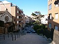 A street in the district of Vallvidrera in Barcelona.JPG