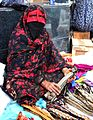 A vendor woman in bandar abbas bazaar.jpg