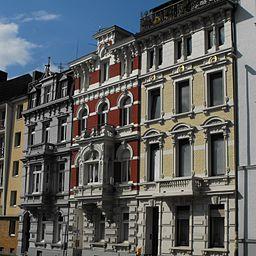 Aachen Baugruppe Boxgraben 44 48