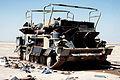 Abandoned 2P25 TEL of the Iraqi Republican Guard.JPEG