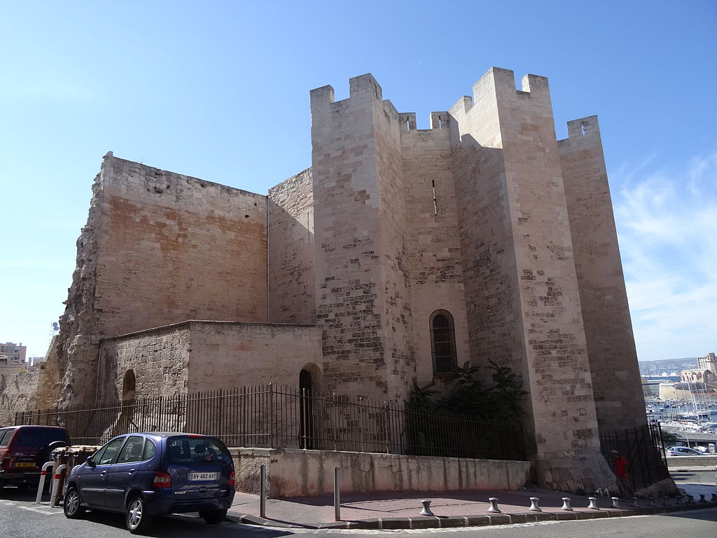 Abbaye St Victor 1.JPG
