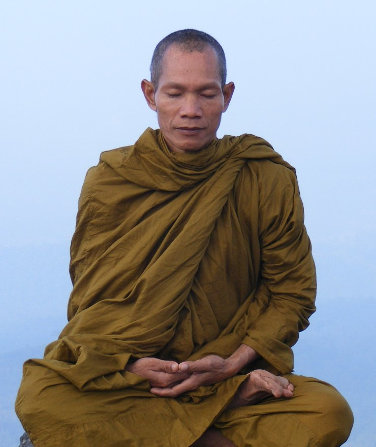 Abbot of Watkungtaphao-Luang Phor Somchai