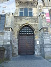 abdijkerk thorn (ingang)