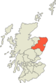 Aberdeenshire council map.png