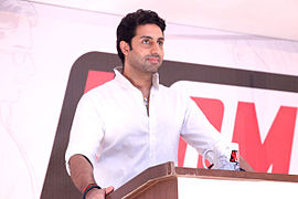 Abhishek Bachchan launch 'YOMICS' 02.jpg