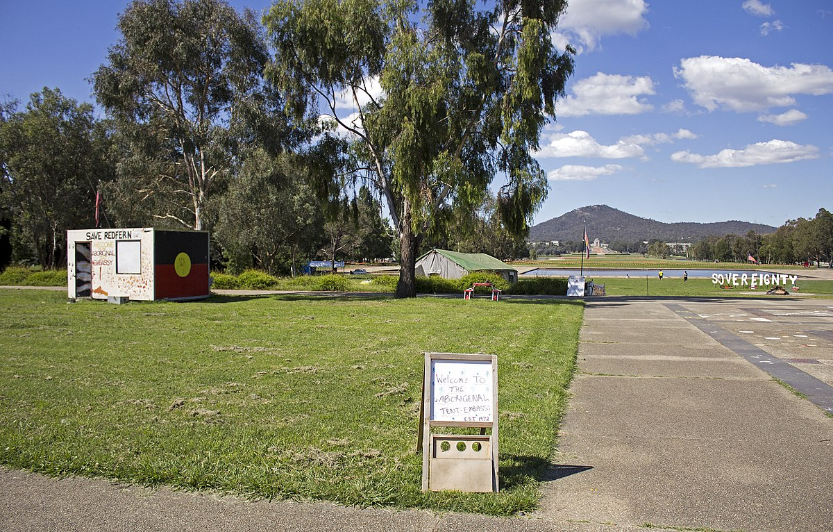 & Aboriginal Tent Embassy - Wikipedia