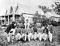 Aboriginal cricket team Tom Wills 1866.jpg
