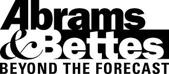 Abrams & Bettes Beyond the Forecast - Original logo from 2006