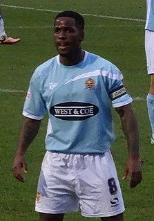 Abu Ogogo English footballer