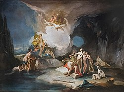 Category Paintings Of Diana And Callisto Wikimedia Commons