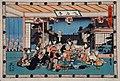 Act VII- Yuranosuke Dining with the Spy Kudayu at Ichiriki Brothel, Kyoto, on the Anniversary of Enya's Death LACMA M.66.35.52.jpg