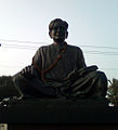 Adavi Baapiraju Statue at RK Beach 01.jpg
