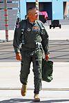 Adjutant General gets fighter wing introduction at Mach 1 090707-F-9244N-001.jpg
