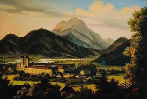 Admont um 1840.1