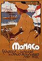 Adolf Hohenstein - Monaco Exposition et concours de canots automobiles - 1900.jpg