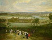 Adriaen van Stalbemt - A View of Greenwich