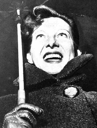 Adriana Sivieri - Sivieri in 1954.