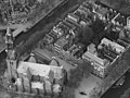 Aerial photograph of Westerkerk and Anne Frank House - 1920 - 1940.jpg