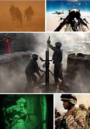 Війна в афганістані з 2001