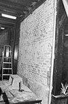 afnemen van de schildering - amersfoort - 20010017 - rce