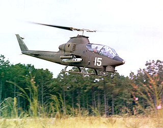 Bell AH-1 Cobra Family of attack helicopters