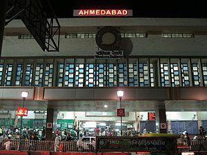 Ahmedabad – Travel guide at Wikivoyage