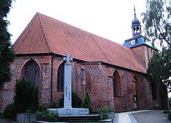 Ahrensboek - Marienkirche Ahrensbök O.JPG
