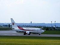 7T-VJT - B736 - Air Algerie