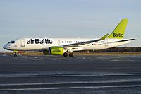 YL-CSB - BCS3 - Air Baltic