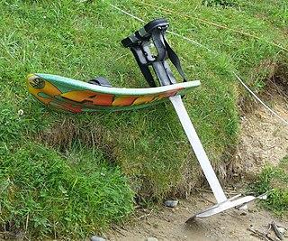Sit-down hydrofoil
