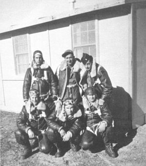 Air crewman at Tonopah Army Airfield in 1943.jpg