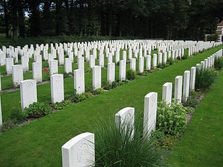 Arnhem Oosterbeek War Cemetery Commonwealth War Graves Commission maintained cemetery in The Netherlands