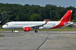 Airbus A320-200 Avianca (AVA) F-WWBE - MSN 5632 - Will be N632AV (9655049907).jpg